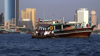 Dubai river taxi