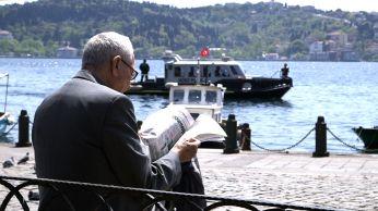 Istanbul along Bosphorus
