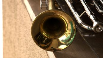 Lagos wedding trumpet