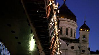Moscow Church of the saviour