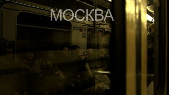 Moscow on the metro